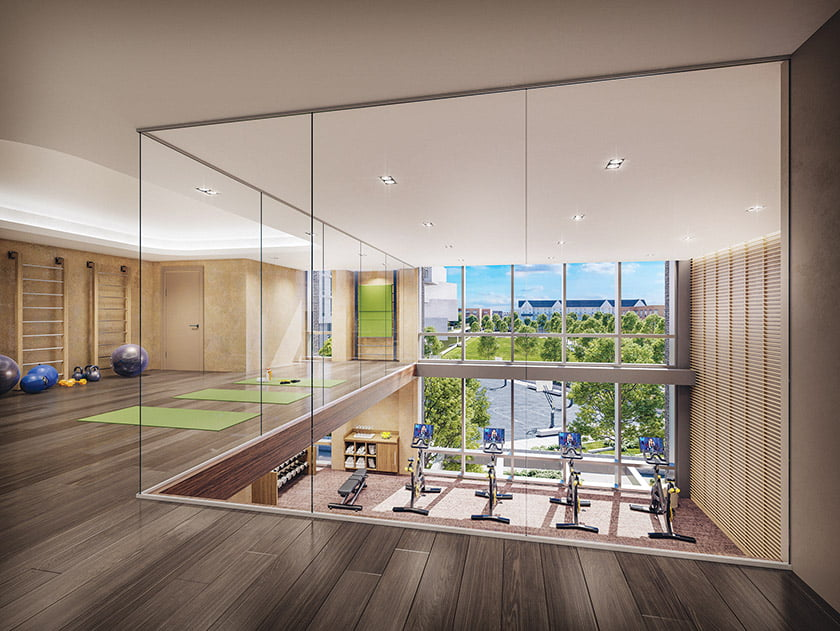 Pierce at The Highlands -A new condominium community is currently selling in Rosslyn-3