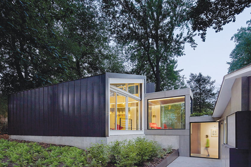 AIA Northern Virginia Excellence Award for Dual Modern: