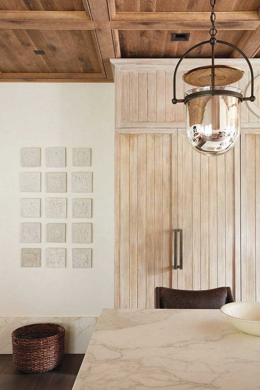 Patrick Sutton conjures serenity and uncluttered elegance