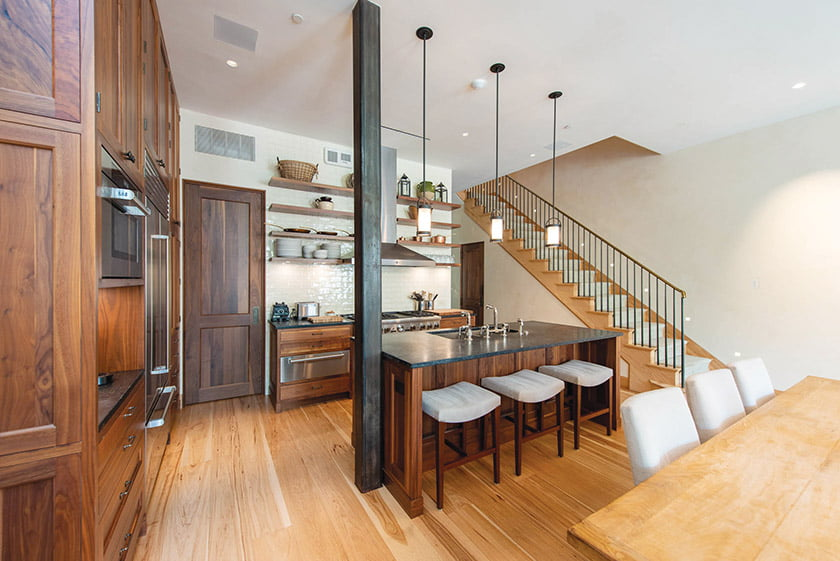 Before + After: Row House Redux