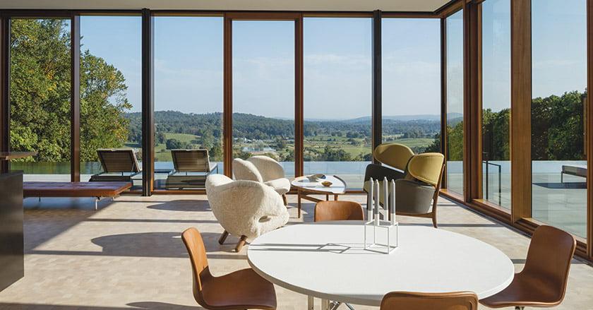 Scandinavian Mid-Century Modern furniture