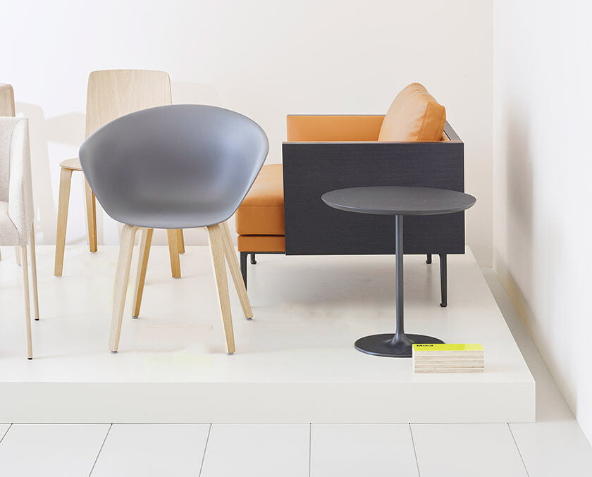 Duna 02 Eco chair for Arper