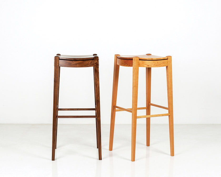 Island Stool by Thos. Moser