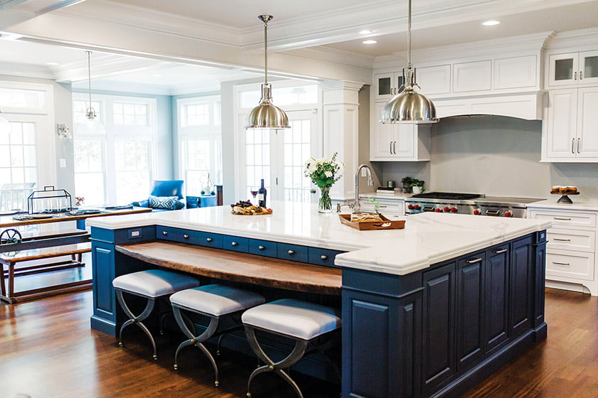KITCHEN REMODEL/ADDITION over 1,000 Square Feet