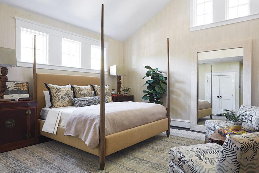 Eliko rug in owners suite