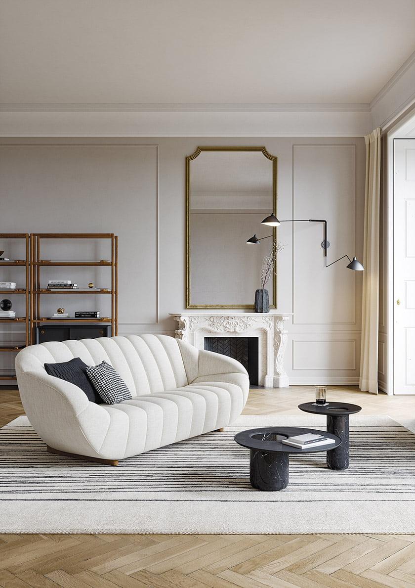 Rabelo sofa by Wewood