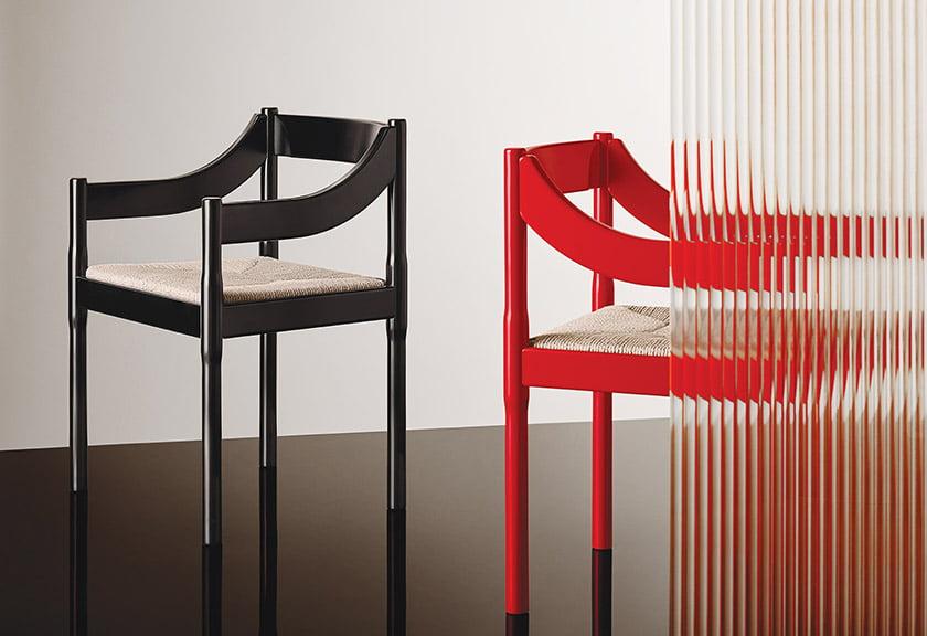 Carimate armchair