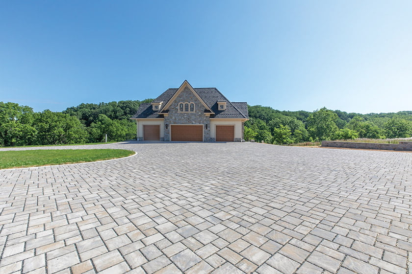 Henry Permeable Paver Collection