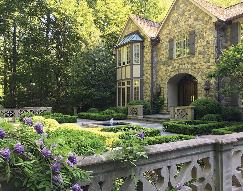 Wheat's Lawn and Custom Landscape Pensylvania Flagstone