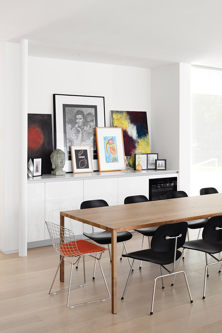 Dinning room credenza by Snaidero