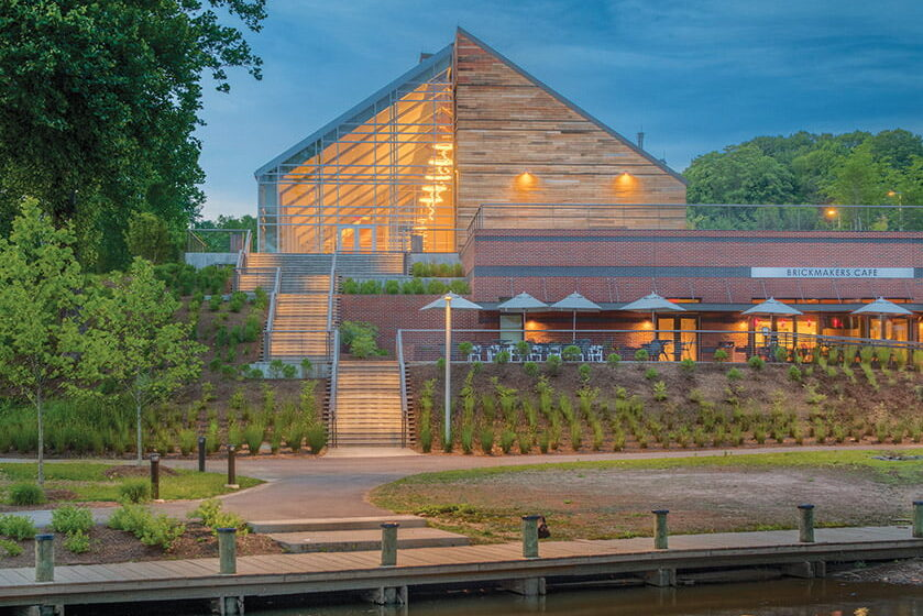 Jean R Packard Occoquan Center