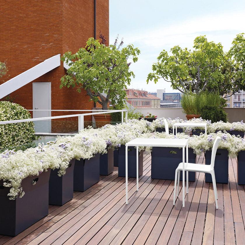The Giardinetto planter