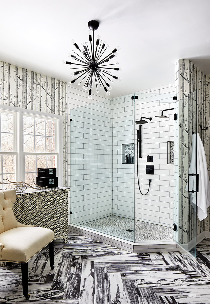 Dynamic tile and wallpaper surfaces
