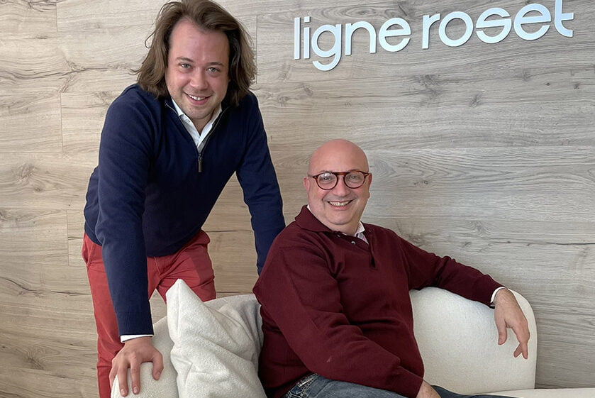 Joffrey Charbonnier & David Zein (seated)