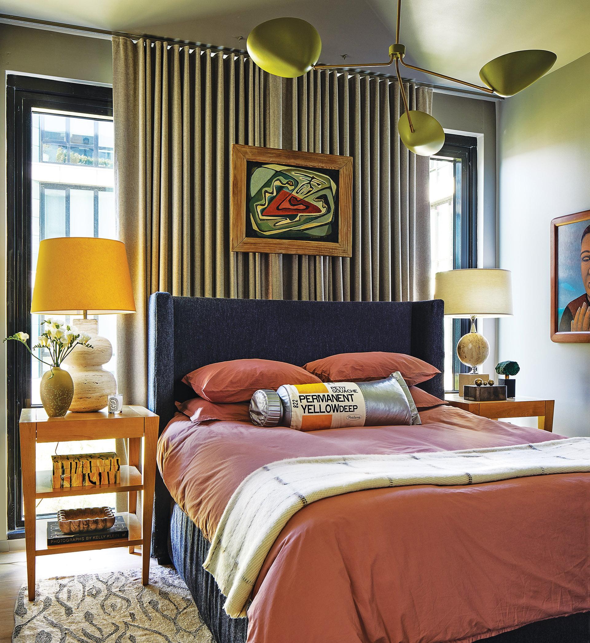 Time Travel - tom-preston-bedroom-drapes